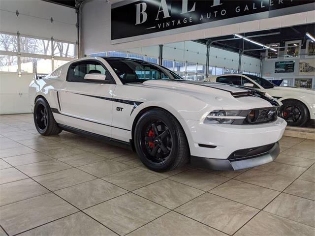 2010 Ford Mustang (CC-1335519) for sale in St. Charles, Illinois