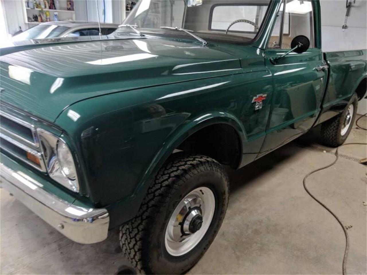 1967 Chevrolet C/K 20 (CC-1335534) for sale in Spirit Lake, Iowa