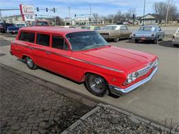 1962 Chevrolet Bel Air (CC-1335535) for sale in Spirit Lake, Iowa