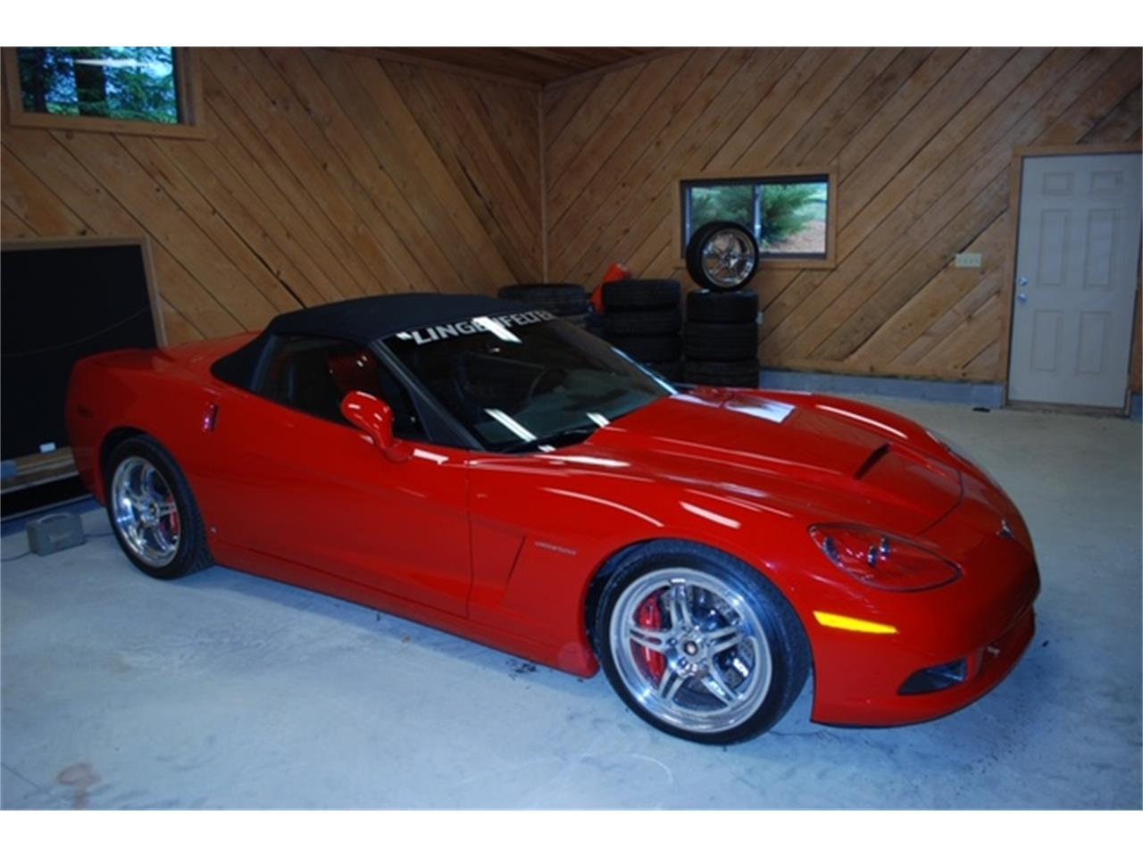2006 Chevrolet Corvette (CC-1335546) for sale in Mount Lookout, West Virginia