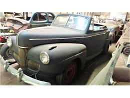 1941 Ford Convertible (CC-1335567) for sale in Parkers Prairie, Minnesota
