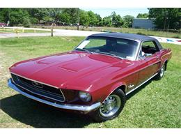 1968 Ford Mustang (CC-1335571) for sale in CYPRESS, Texas