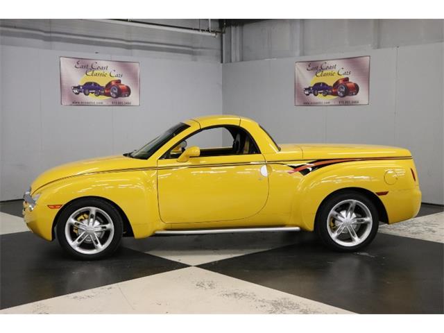 2003 Chevrolet SSR (CC-1335580) for sale in LILLINGTON, North Carolina