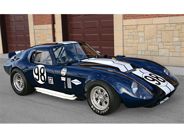 1965 Shelby Daytona (CC-1335587) for sale in Lake Havasu City, Arizona