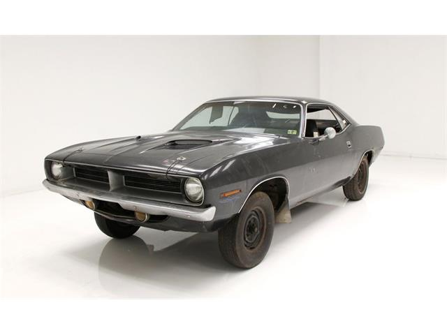 1970 Plymouth Cuda (CC-1335596) for sale in Morgantown, Pennsylvania