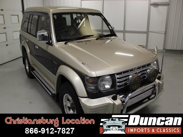1993 Mitsubishi Pajero (CC-1335597) for sale in Christiansburg, Virginia