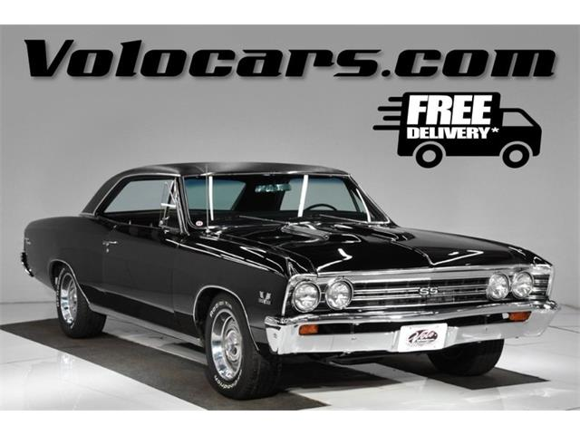 1967 Chevrolet Chevelle (CC-1335604) for sale in Volo, Illinois