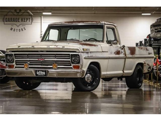 1968 Ford F100 (CC-1335614) for sale in Grand Rapids, Michigan