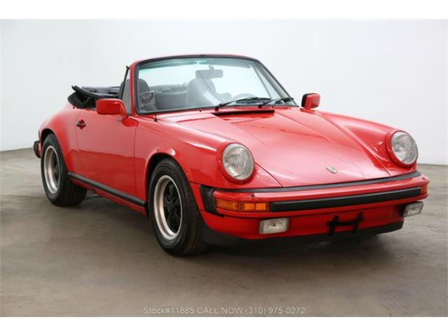 1983 Porsche 911SC (CC-1335617) for sale in Beverly Hills, California