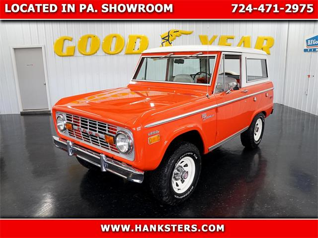 1970 Ford Bronco (CC-1335620) for sale in Homer City, Pennsylvania
