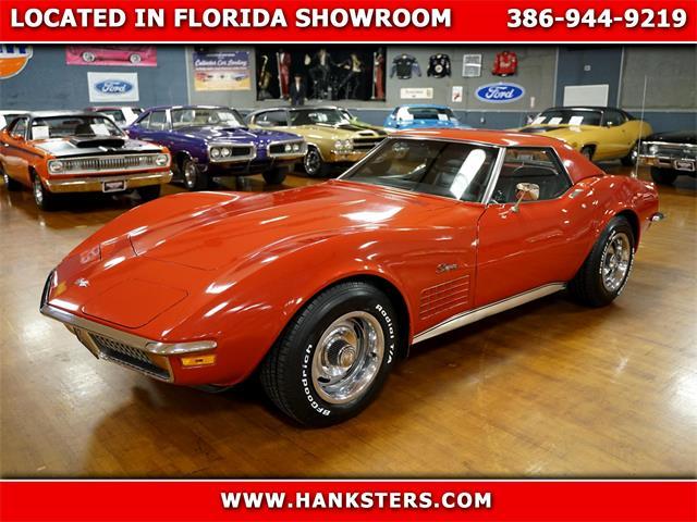1972 Chevrolet Corvette (CC-1335622) for sale in Homer City, Pennsylvania