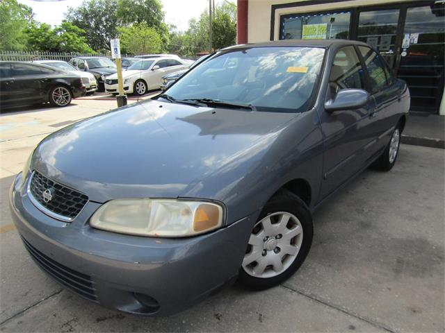 2000 Nissan Sentra (CC-1335644) for sale in Orlando, Florida