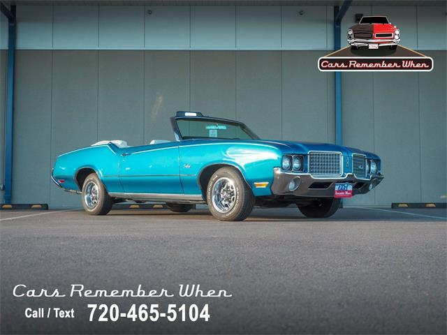 1972 Oldsmobile Cutlass (CC-1335649) for sale in Englewood, Colorado