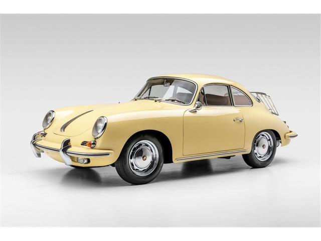 1965 Porsche 356SC (CC-1335651) for sale in Costa Mesa, California