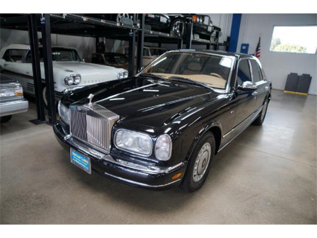1999 Rolls-Royce Silver Seraph (CC-1335653) for sale in Torrance, California