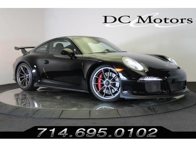2015 Porsche 911 (CC-1335654) for sale in Anaheim, California