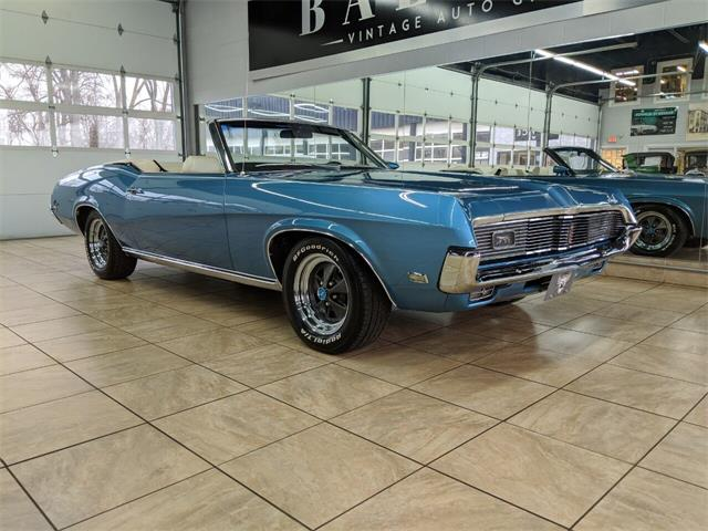 1969 Mercury Cougar (CC-1335666) for sale in St. Charles, Illinois