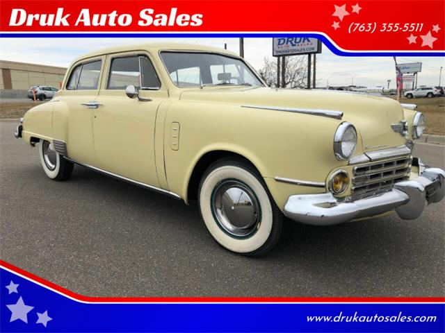 1948 Studebaker Land Cruiser (CC-1335670) for sale in Ramsey, Minnesota