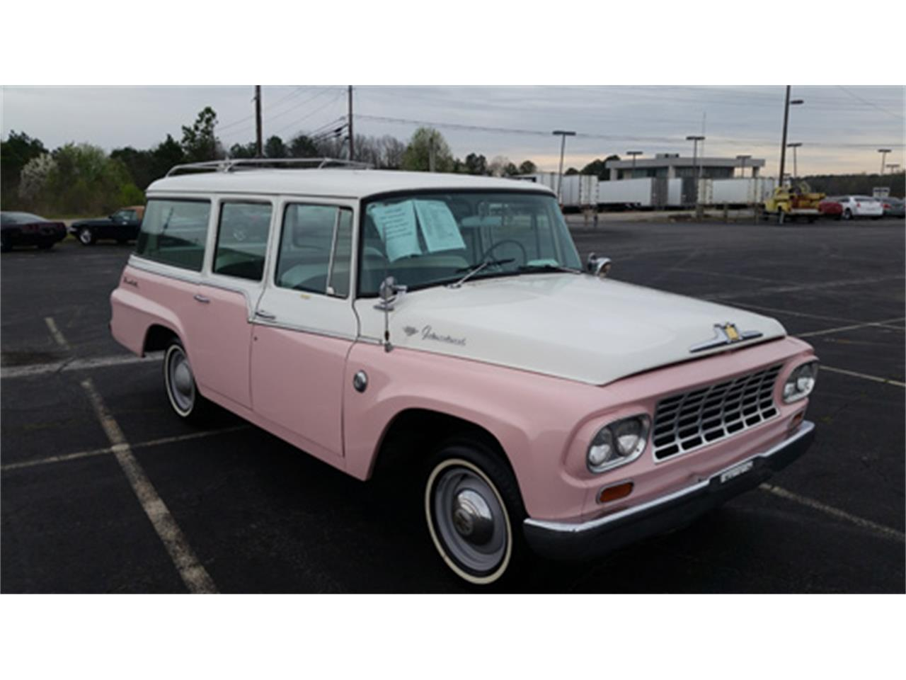 1963 International Travelall (CC-1335671) for sale in Simpsonville, South Carolina