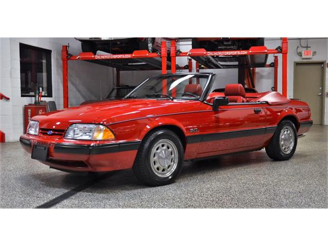 1989 Ford Mustang (CC-1335676) for sale in Plainfield, Illinois