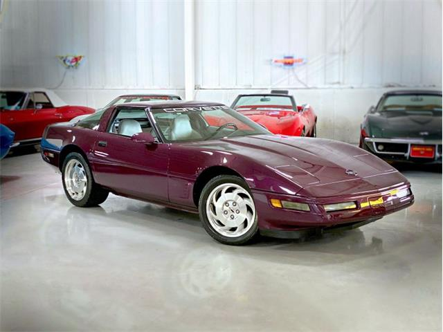 1995 Chevrolet Corvette (CC-1335678) for sale in Burr Ridge, Illinois
