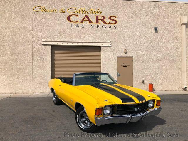1972 Chevrolet Chevelle (CC-1335679) for sale in Las Vegas, Nevada