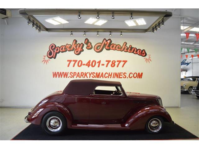 1937 Ford Custom (CC-1335708) for sale in Loganville, Georgia