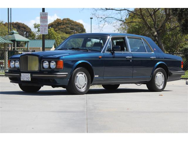 1989 Bentley Turbo R (CC-1335711) for sale in SAN DIEGO, California