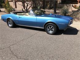 1967 Pontiac Firebird (CC-1335718) for sale in Scottsdale, Arizona