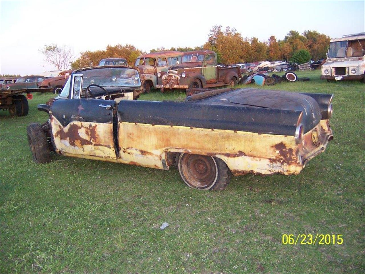 1955 Ford Convertible (CC-1335729) for sale in Parkers Prairie, Minnesota