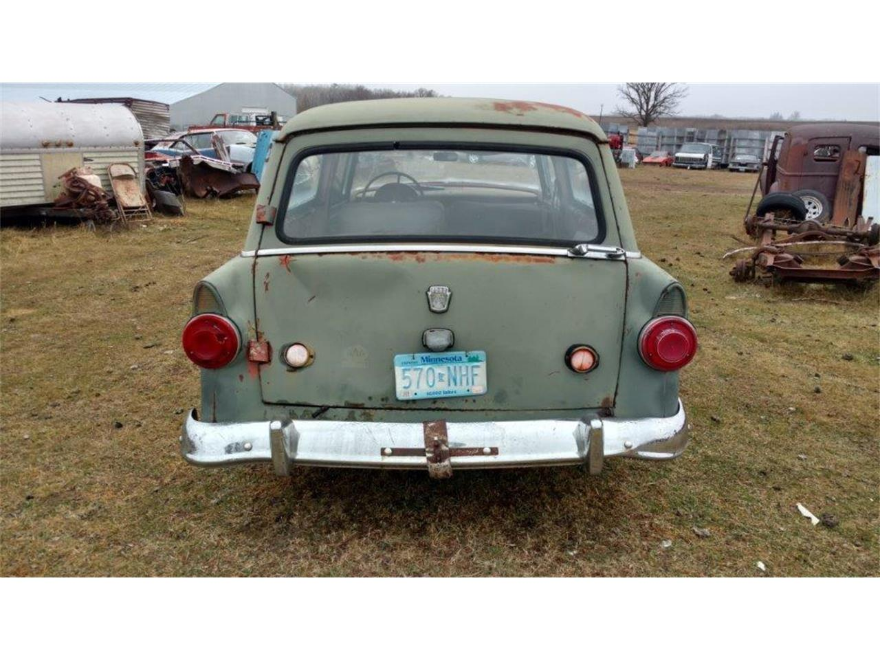 1956 Ford Courier (CC-1335732) for sale in Parkers Prairie, Minnesota