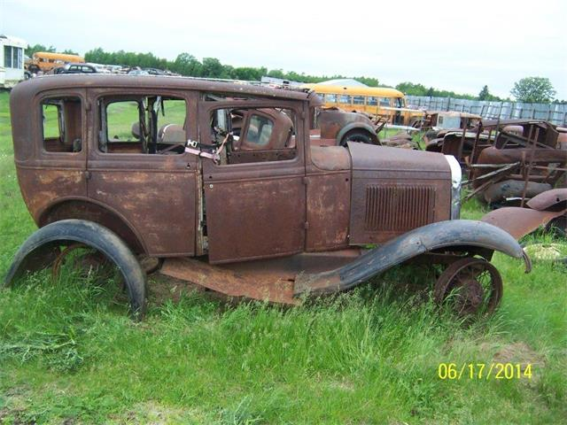 1930 Ford 4-Dr Sedan (CC-1335738) for sale in Parkers Prairie, Minnesota