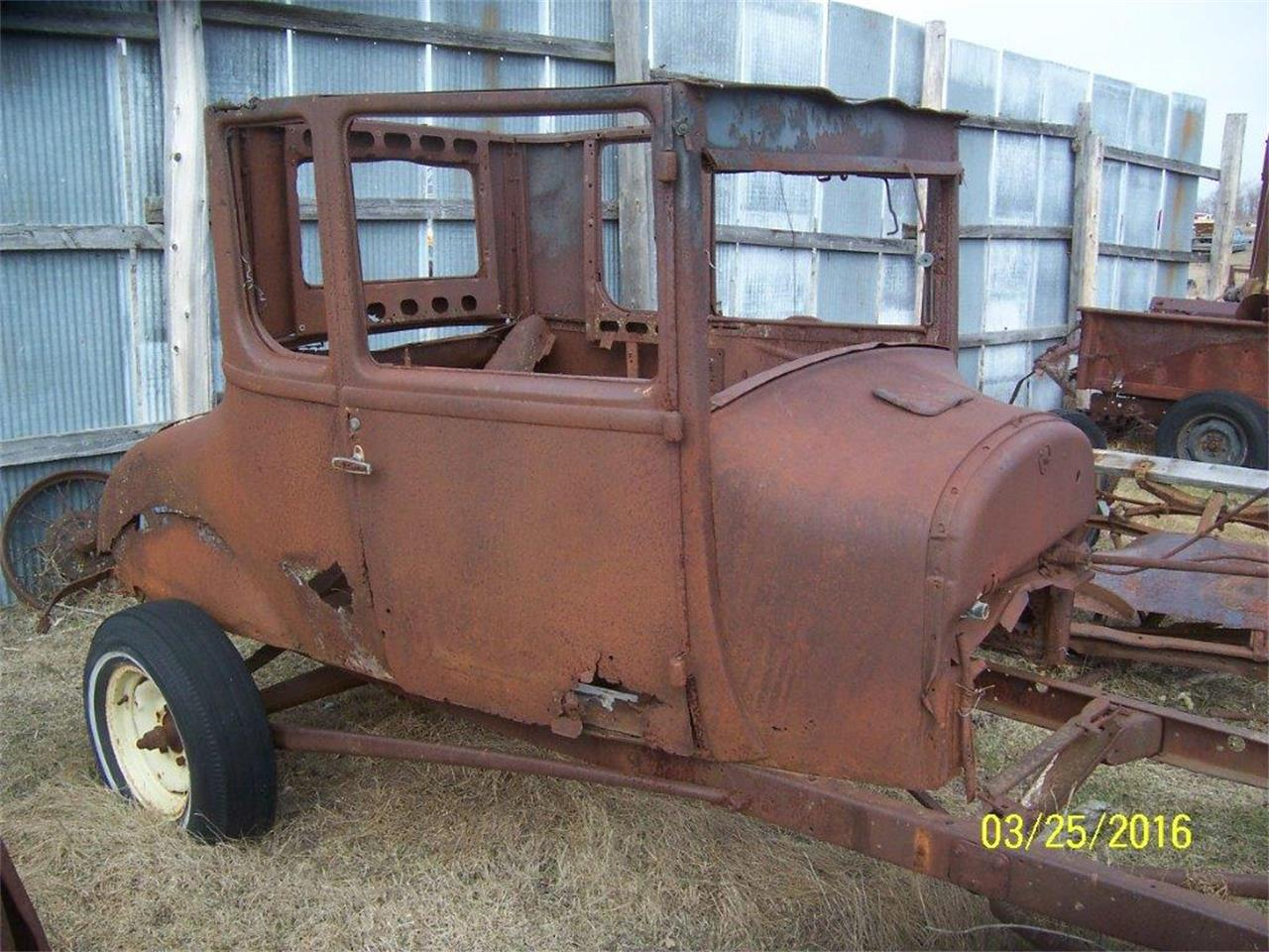 1926 Ford 2-Dr Coupe (CC-1335742) for sale in Parkers Prairie, Minnesota