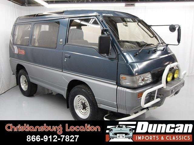 1990 Mitsubishi Delica (CC-1335757) for sale in Christiansburg, Virginia