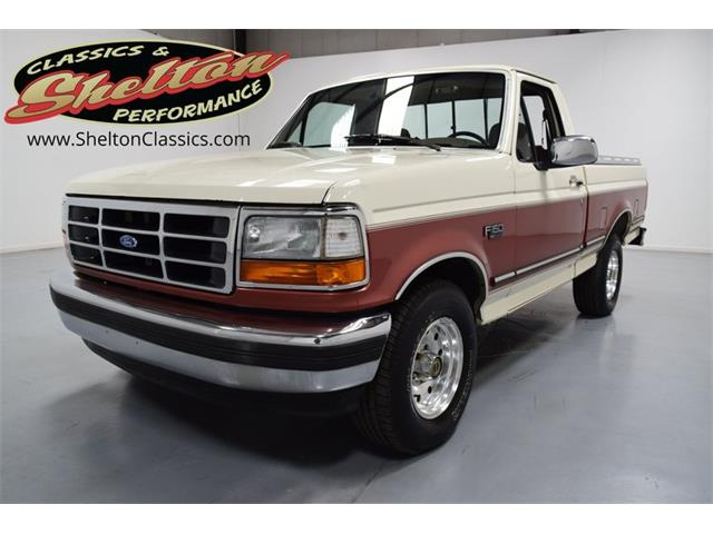 1995 Ford F150 (CC-1335763) for sale in Mooresville, North Carolina