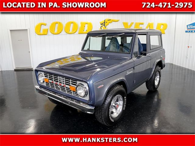 1973 Ford Bronco (CC-1335772) for sale in Homer City, Pennsylvania