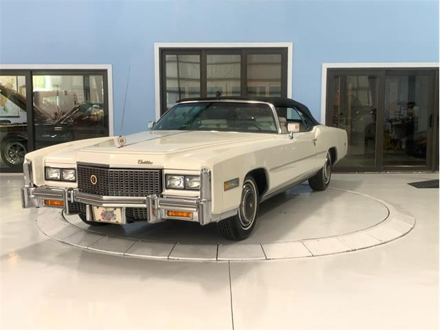 1976 Cadillac Fleetwood (CC-1335775) for sale in Palmetto, Florida