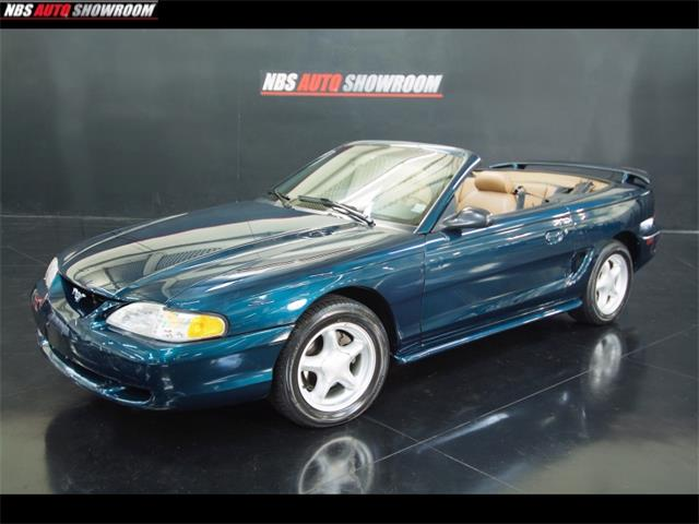 1994 Ford Mustang (CC-1335776) for sale in Milpitas, California