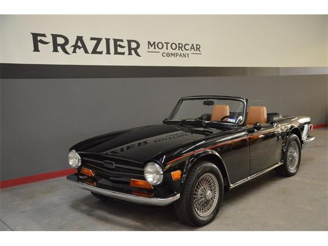 1969 Triumph TR6 (CC-1335798) for sale in Lebanon, Tennessee