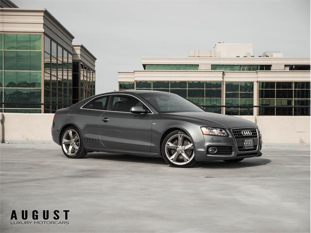 2012 Audi A5 (CC-1330580) for sale in Kelowna, British Columbia