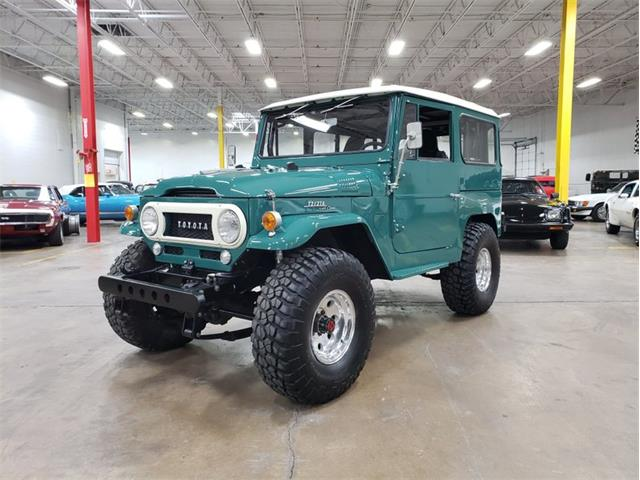 1964 Toyota Land Cruiser FJ (CC-1335801) for sale in Collierville, Tennessee