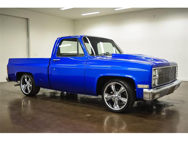 1982 Chevrolet C10 (CC-1335804) for sale in Sherman, Texas