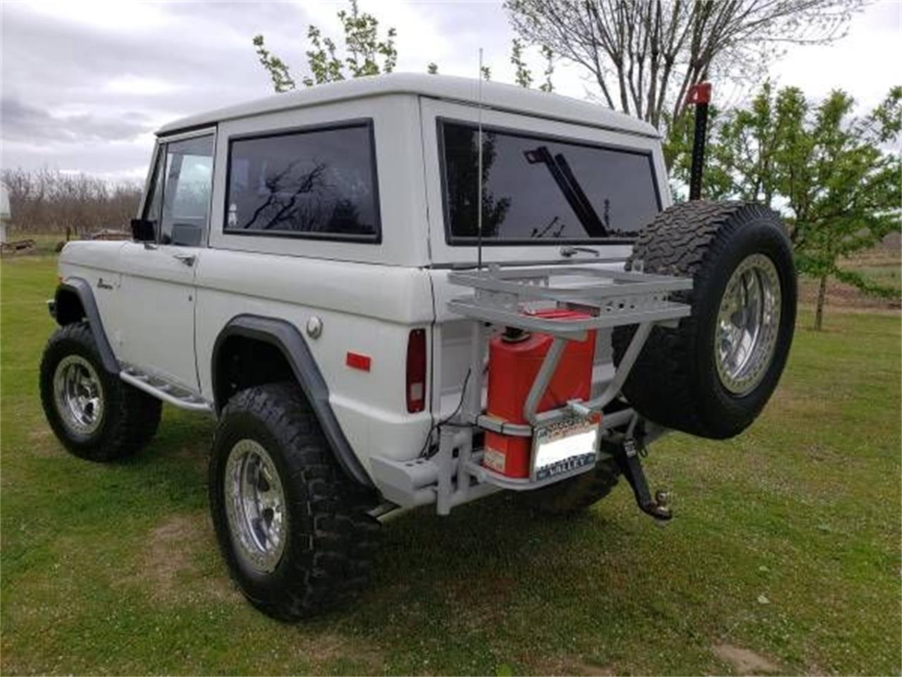 1972 Ford Bronco (CC-1335809) for sale in Cadillac, Michigan