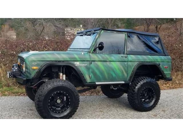 1974 Ford Bronco (CC-1335817) for sale in Cadillac, Michigan