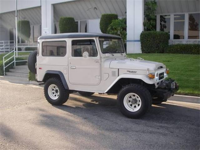 1976 Toyota Land Cruiser FJ (CC-1335821) for sale in Cadillac, Michigan