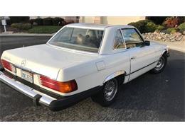 1975 Mercedes-Benz 450SL (CC-1335825) for sale in Cadillac, Michigan