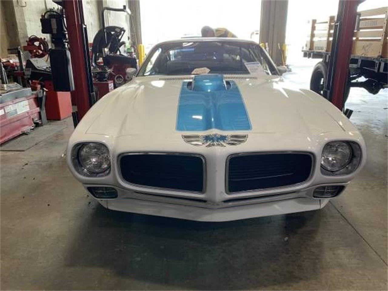 1970 Pontiac Firebird Trans Am (CC-1335827) for sale in Cadillac, Michigan