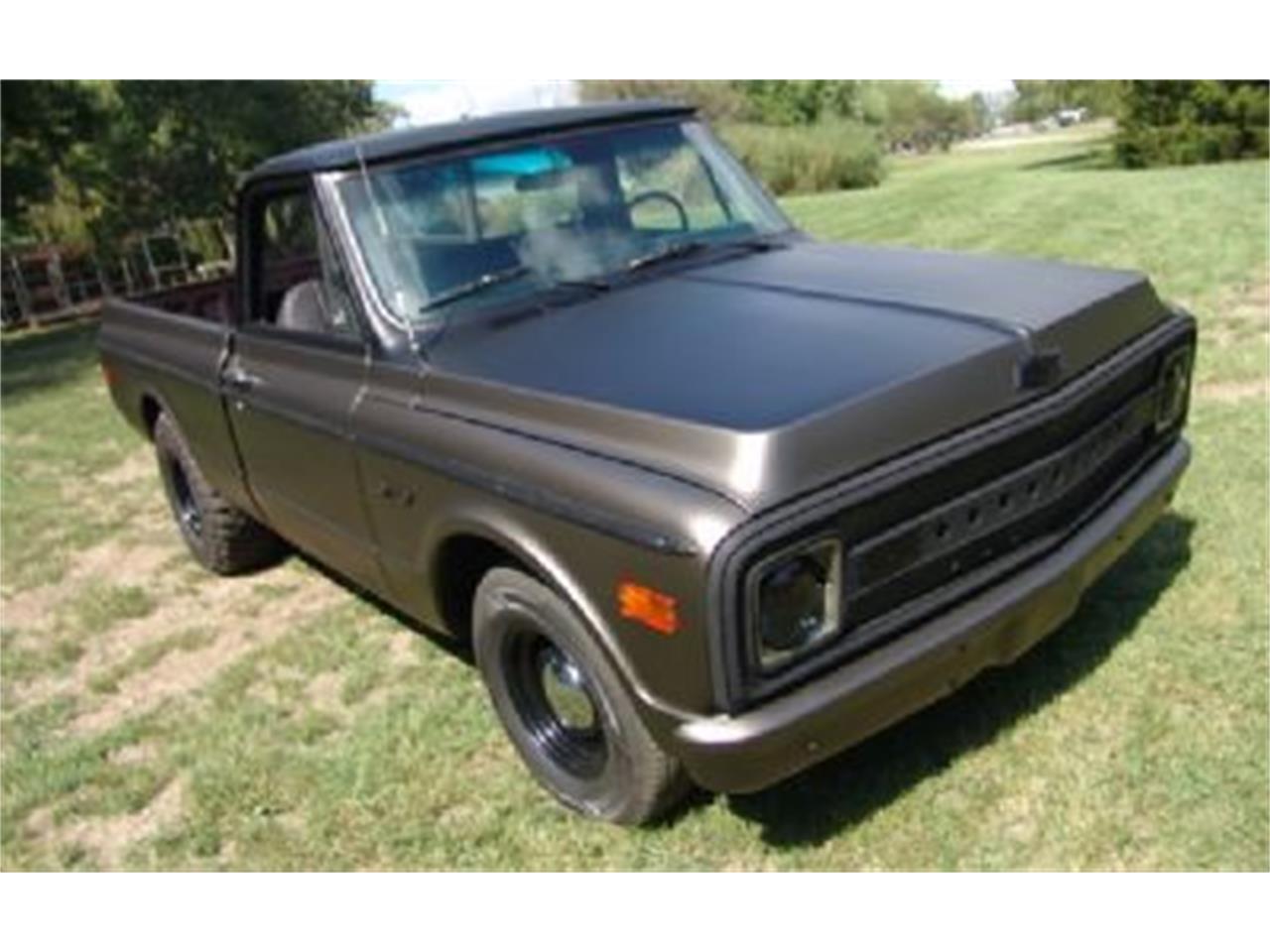 1969 Chevrolet C10 (CC-1335831) for sale in Cadillac, Michigan