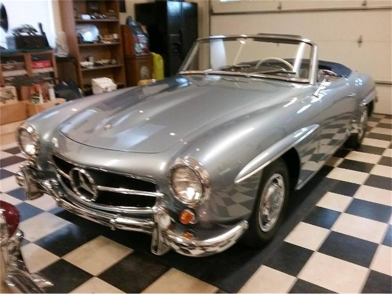 1960 Mercedes-Benz 190SL (CC-1335834) for sale in Cadillac, Michigan
