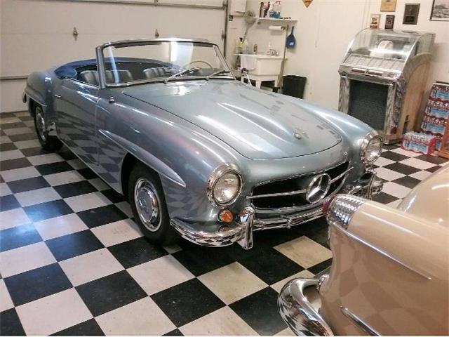 1960 Mercedes-Benz 190SL (CC-1335834) for sale in Cadillac, Michigan